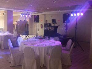 discoteca movil para bodas Logroño La Rioja - Sonopix Audiovisual