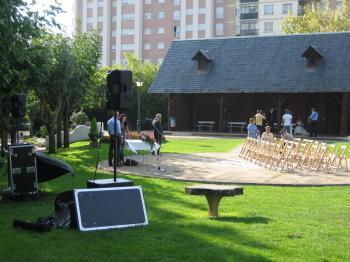 megafonía y sonido bodas civiles anuncio